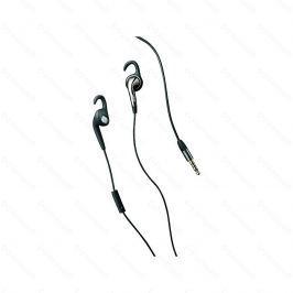Přenosná stereo sluchátka Jabra Chill Corded, černá