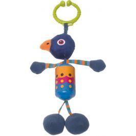 O-OOPS Easy-Rattle! - Chrastítko (Peacock Lady - Páv)