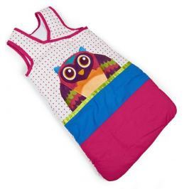 O-oops good night! - spací pytel 70cm - owl - sova