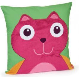 O-OOPS Happy Cushion! - Polštářek (Cat - Kočka)