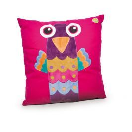 O-OOPS Happy Cushion! - Polštářek - Peacock - Páv