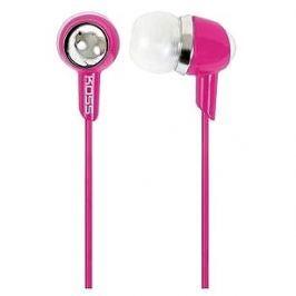 481 Koss - sluchátka - KEB30 I phone Pink