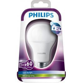 PHILIPS LED 60W A60 E27 WW 230V FR ND 1BC/4