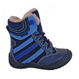 Dívčí zimní boty Protetika Kids Alex, modré