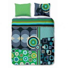Muller Textiel Povlečení Desire Green, 200x200 cm