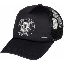 Dámská kšiltovka Roxy Truckin J Hats Anthracite Solid