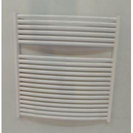 Koupelnový radiátor Korado Koralux Rondo 750/780, 986 W, bílý