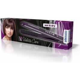 Concept VZ1330 Žehlička na vlasy Wet and Dry VIOLETTE CARE