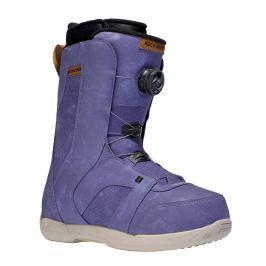 Dámské snowbaordové boty Ride Harper Boa,fialové, 38