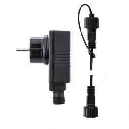 Napájecí zdroj Emos ZY1438 pro LED řetězy, 5m, IP44