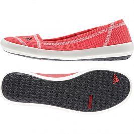 Dámské tenisky Adidas Boat Slip,5ON Sleek, červené