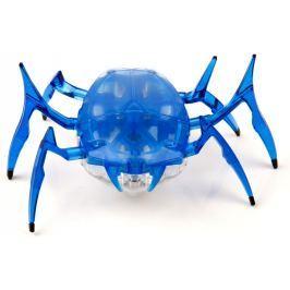Mikrorobot Hexbug Spiders Scarab, modrý