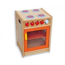 Dřevěný dětský sporák Andreu Toys