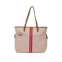 Přebalovací taška Pink Lining Henrietta Tote Love
