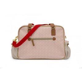 Pink Lining Přebalovací taška NOT SO PLANE JANE, love