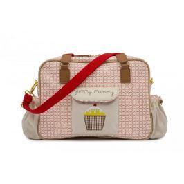 Přebalovací taška Pink Lining Yummy Mummy, Love
