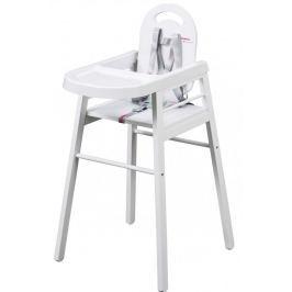 Combelle Jídelní židlička Lili, bílá