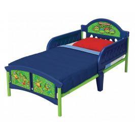 Dětská postel Delta Želvy Ninja