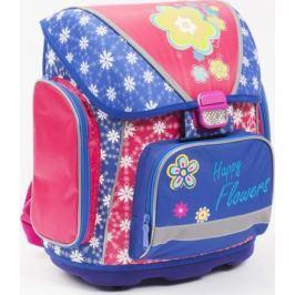 Školní anatomický batoh Karton P+P, Premium květiny