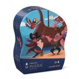 Mini puzzle Crocodile Creek - piráti
