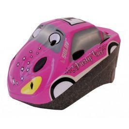 Dětská helma Sulov Car, růžová, M
