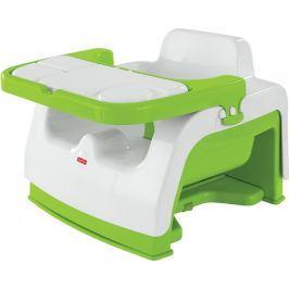 Rostoucí sedátko spolu s dítětem Fisher Price, bílo/zelené