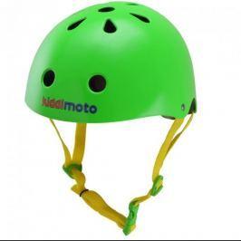 Kiddimoto Cyklistická helma Neon - zelená, velikost M