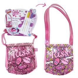 Mini kabelka průhledná Alltoys Color Me Mine