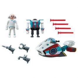 9003 Skyjet Playmobil, s Dr. X a Robotem