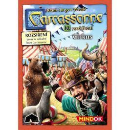 Mindok Carcassonne - rozšíření 10 (Cirkus)