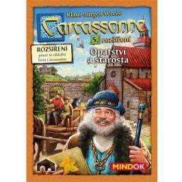 Rozšíření hry  Mindok Carcassonne 5. Opatství a starosta
