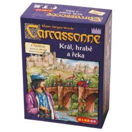 Rozšíření hry Mindok Carcassonne 6. Král, hrabě a řeka