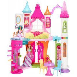 Panenka Barbie Mattel Zámek