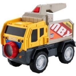 Svítící náklaďák Mattel MatchBox