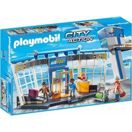 Stavebnice Playmobil 5338 Letiště s kontrolní věží