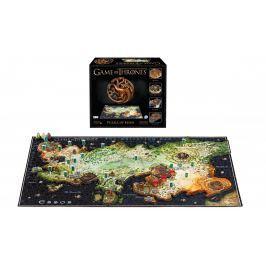 Puzzle 4D Cityscape Hra o Trůny Essos