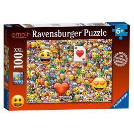 Puzzle Ravensburger Emoji 100 dílků