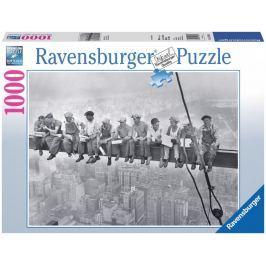 Puzzle Ravensburger Přestávka 1932, 1000dílků