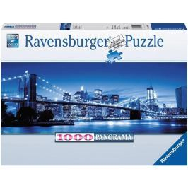 Puzzle Ravensburger New York panorama, 1000 dílků