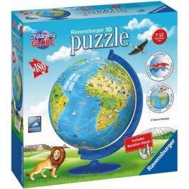 3D puzzle Ravensburger Disney Globus, 180 dílků