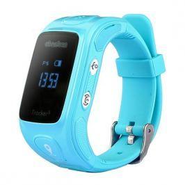 Dětské náramkový telefon Abardeen KT01S, modrý