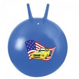 Skákací míč Spokey Nazcar, 60cm, modrý