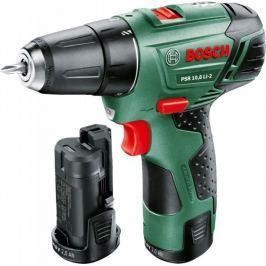 Bosch PSR 10,8 LI-2 (2 aku, 2,0 Ah)