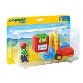 Vysokozdvižný vozík Playmobil 6959