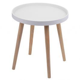 Stolek Simple Table, 48 cm, bílý