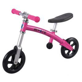 Dětské odrážedlo Micro G-Bike+ Light Pink