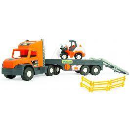 Auto Wader Super Tech Truck s nakladačem, 78 cm