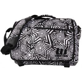 Taška na notebook Westige Star Laptop Bag, bílo-černá