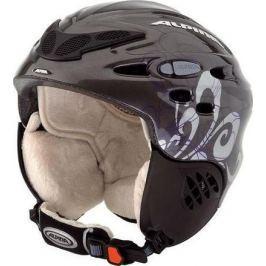 Dámská lyžařská helma Alpina Scara A9017.2.22, 52-56, fialovo-antracitová