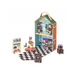 Cestovní hrací set Kipod zaječí pekárna